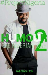 Humour: The Nigerian Way 2 cover