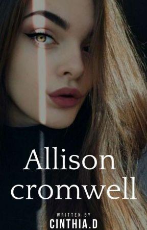 Allison Cromwell© by Escritora_Ccd17