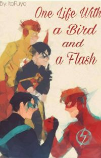 One Life With a Bird and a Flash - BirdFlash - DC cover