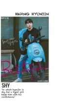 shy♡hwang hyunjin by minghaomilktea