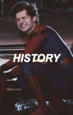 HISTORY == peter parker by nancbyers