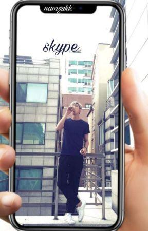 Skype {K.NJ BTS} by namgukk