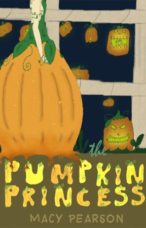 The Pumpkin Princess by Massey