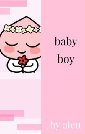 baby boy by dimpleboyjoonie