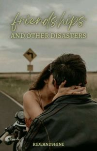 Friendships And Other Disasters cover