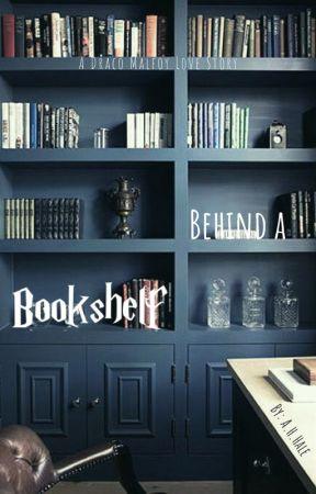 Behind a Bookshelf by A_Hayden_Hale