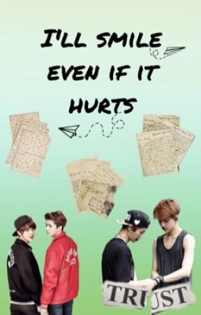 I'll smile even if it hurts {HunHan} by mhigbh