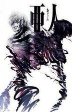 """""""Ajin"""" (KHR Fanfic) by -idxris"""