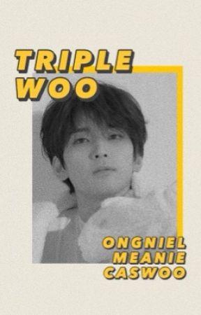 ❁ triple woo ❁ by bbyeol
