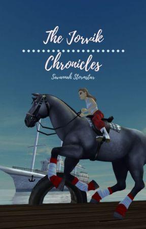 The Jorvik Chronicles by savstormstar