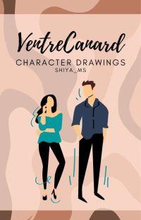 VentreCanard Character Drawings cover