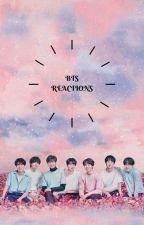 BTS Reactions by rest_well_jonghyun