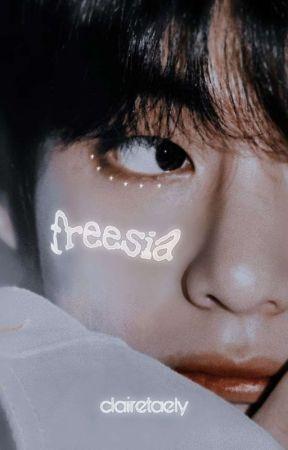 Freesia ᶜᵒᵛᵉʳˢʰᵒᵖ by clairetaely