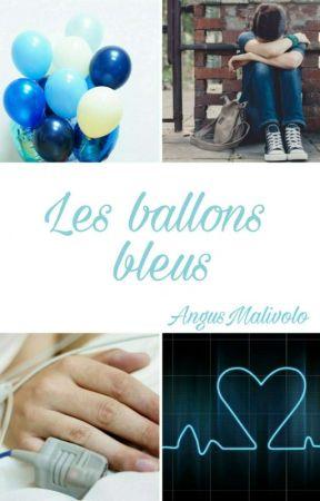 Les ballons bleus  by AngusMalivolo