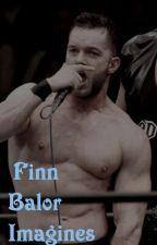 Finn Balor Imagines by xxsceneonexx