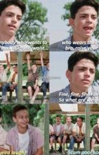 The sandlot x reader by avery_florence_16