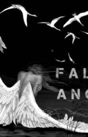 Fallen Angel by angiemoline