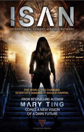 ISAN-International Sensory Assassin Network by MaryTing