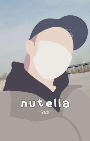 nutella. by pastelflwr