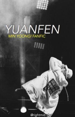 Yuanfen » Min Yoongi by rightmin