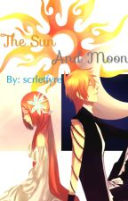 The sun and moon by scrletfyre
