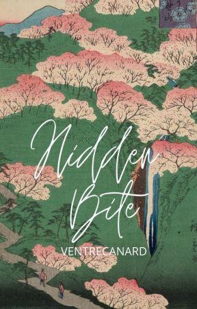 Hidden Bite (Book 3 of Bite Trilogy) by VentreCanard