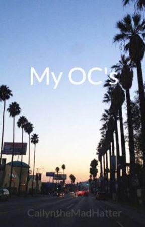 My OC's by -EPHEMERAL13-