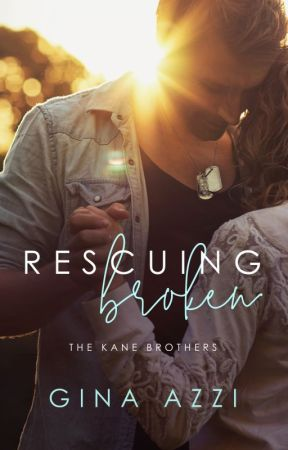 Rescuing Broken by gina_azzi