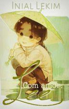 Com amor, Lee by Inial_Lekim