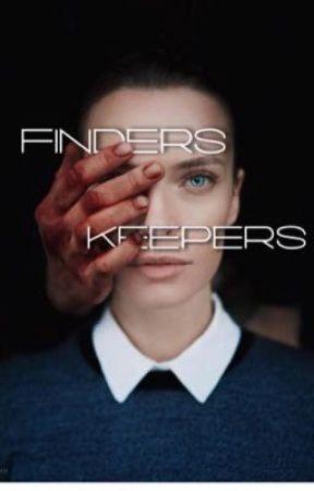 Finders Keepers  B•U  by JustGoodStories