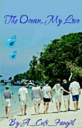 The Ocean, My Love (BTS Mermaid AU ) by A_Cute_Fangirl