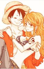 A Kiss: A Luffy x Nami Fanfic by Just_S0me_Guy