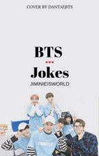 BTS Jokes by jiminieisworld