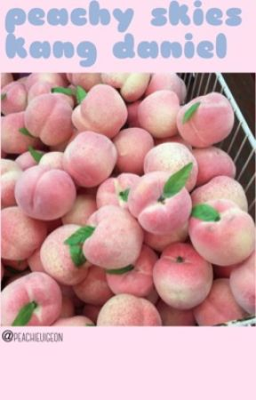 peachy skies    kang daniel by peachiyeon