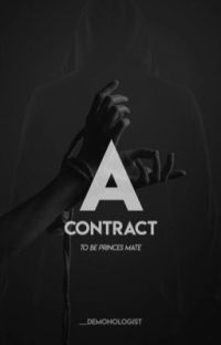 A Contract (#Wattys2018) ✔️ cover