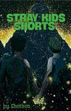 Stray Kids Shorts by Shothun