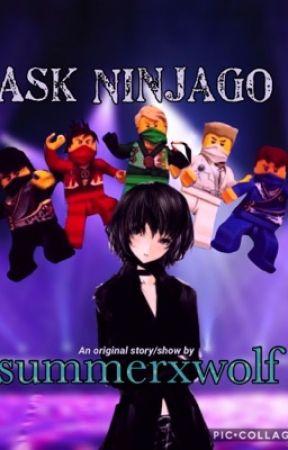 Ask Ninjago! by summerxwolf