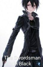 The Swordsman in Black by thegrimdragon007