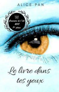 Le livre dans tes yeux [TERMINEE] cover
