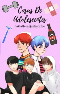 Cosas De Adolescentes - Namjin cover