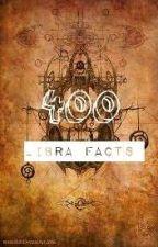 ♎ 400 Libra Facts ♎ by -IzPxli