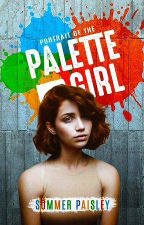 Portrait of the Palette Girl by aceracia
