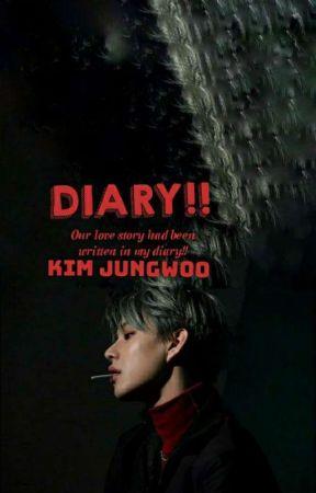 [H]DIARY+full Of Love-kimjungwoo- by shxbii