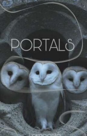 Portals \\ Everstrange by Lampasta