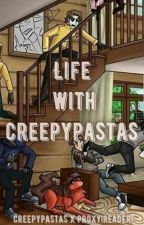 Being A Proxy (Life With Creepypastas(Old Vr.) by VikingMetalToby