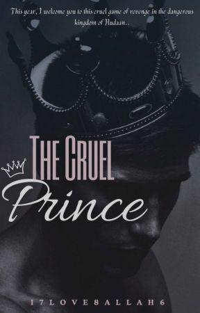 The Cruel Prince by i7love8allah6