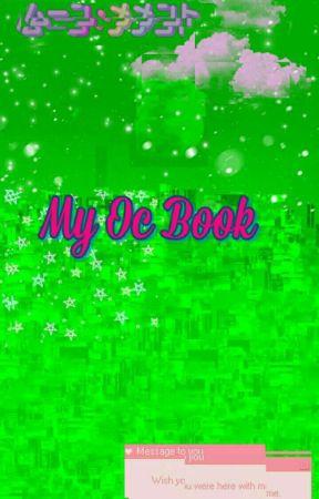 My oc's by panpan42