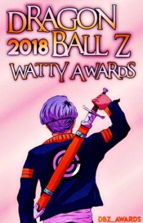 [DBZ] WATTY AWARDS 2018 by DBZ_Awards