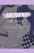 Behind the scenes [Irouma/Oumiu] by DaeikoSou