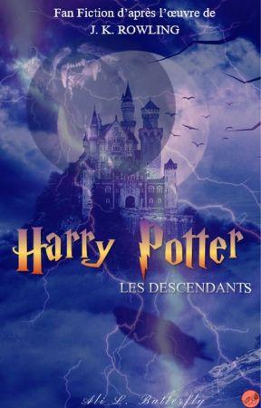 Les descendants (fan fiction Harry Potter) by IamALibrarian